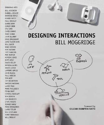 Designing Interactions By Moggridge, Bill
