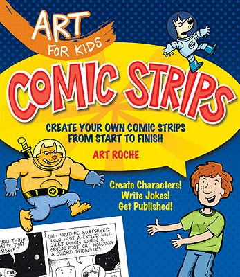 Comic Strips By Roche, Art